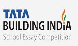 Tata Building India Online Essay Competition 2020