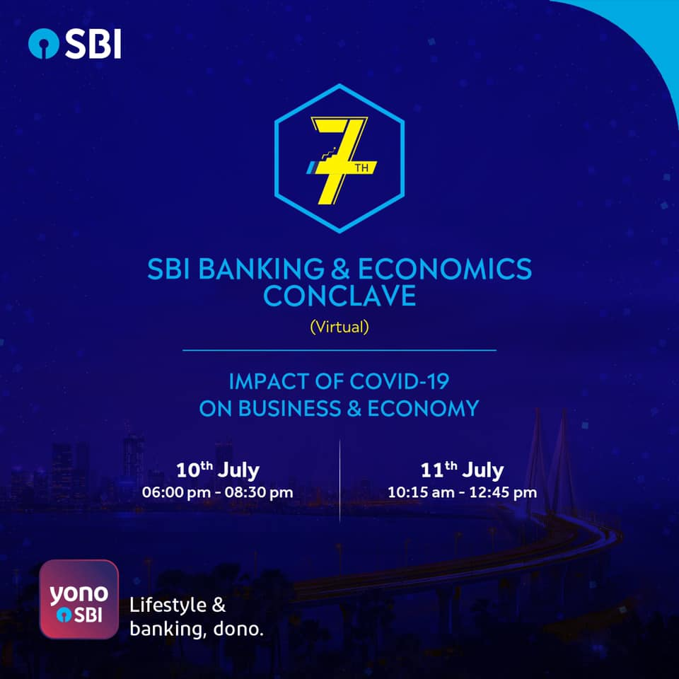 SBI Conclave COVID19 Impact on Business Economy