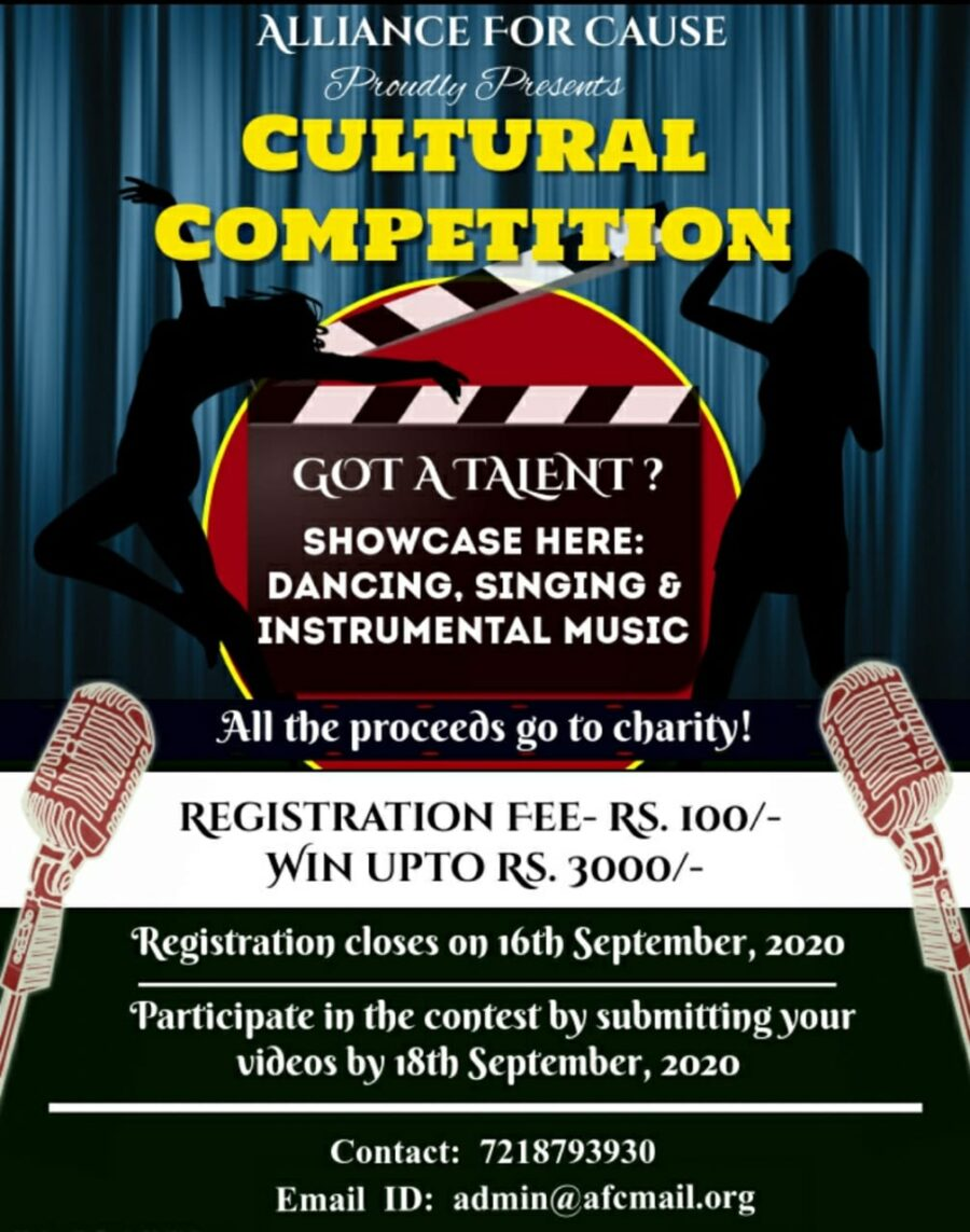 Alliance for cause cultural competition