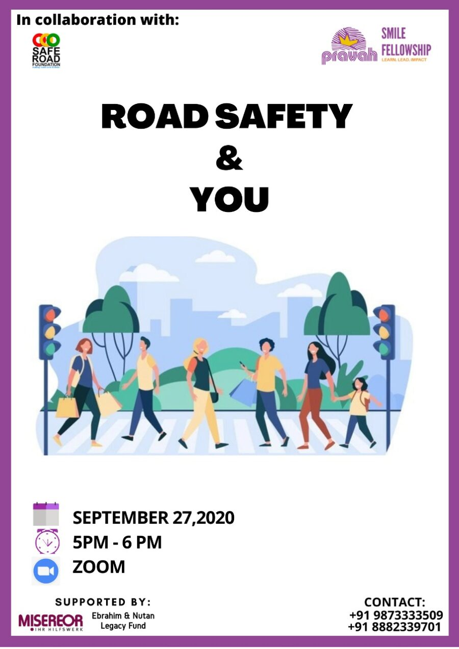 Webinar on Road safety and you