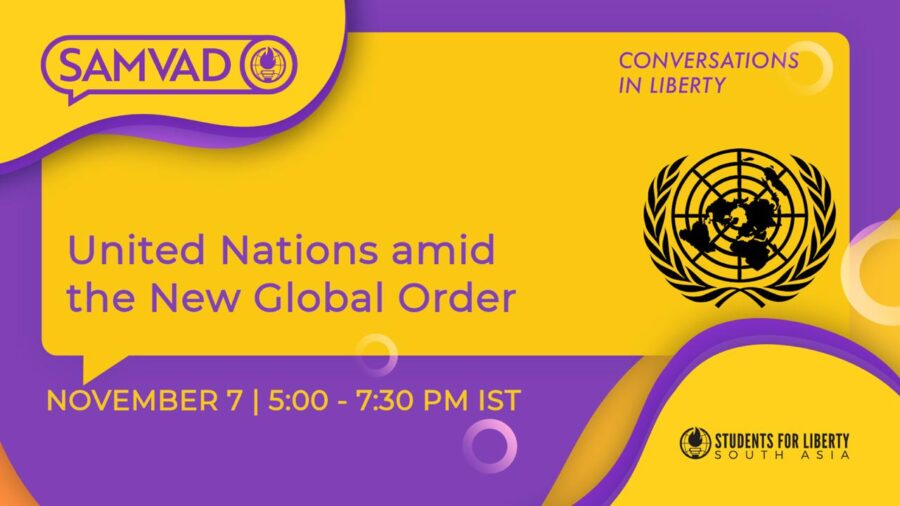 United Nations Amid the new Global Order